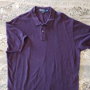 Ralph Lauren Men's Polo Short Sleeve Shirt XXL